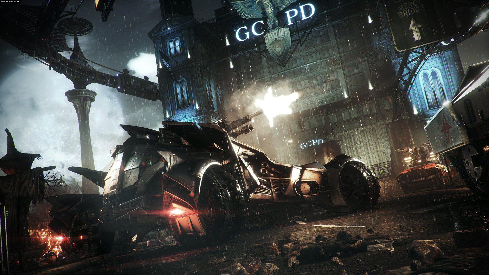 Batman Arkham Knight image #3