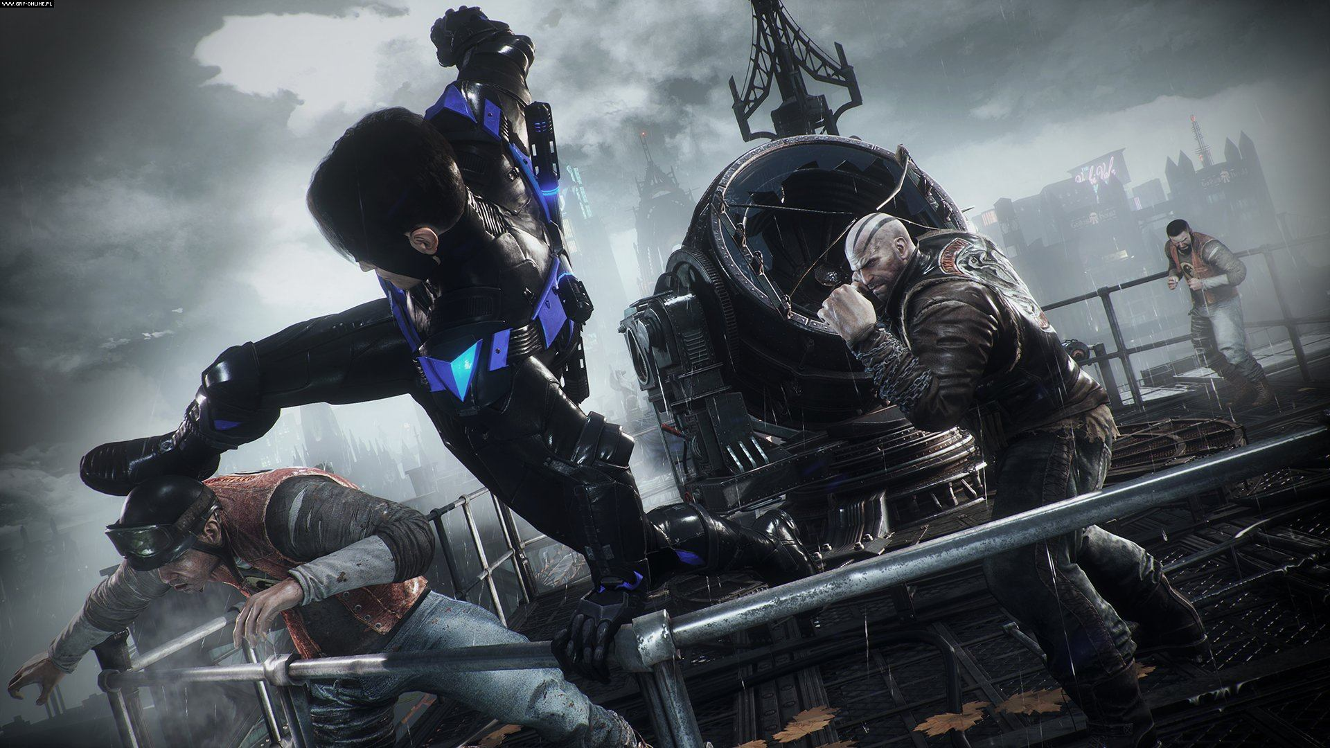 Batman Arkham Knight image #2