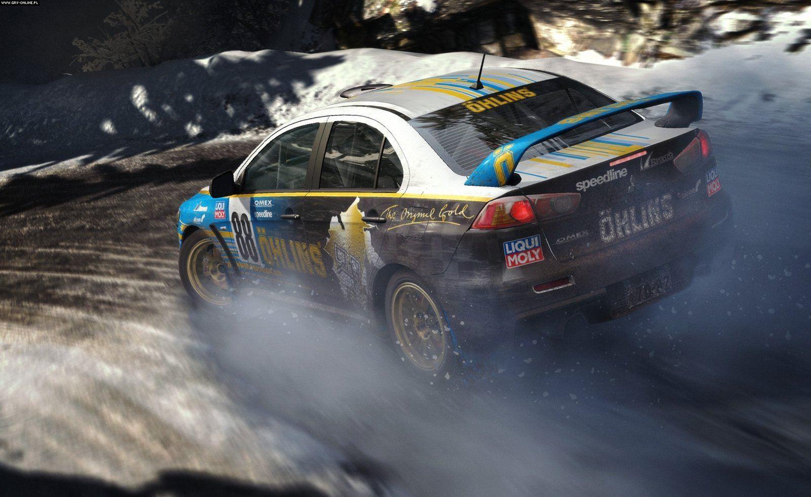 DiRT Rally image #1
