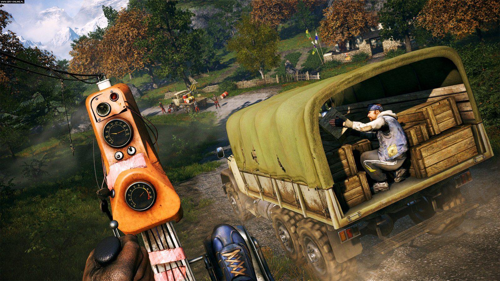 Far Cry 4 image #1