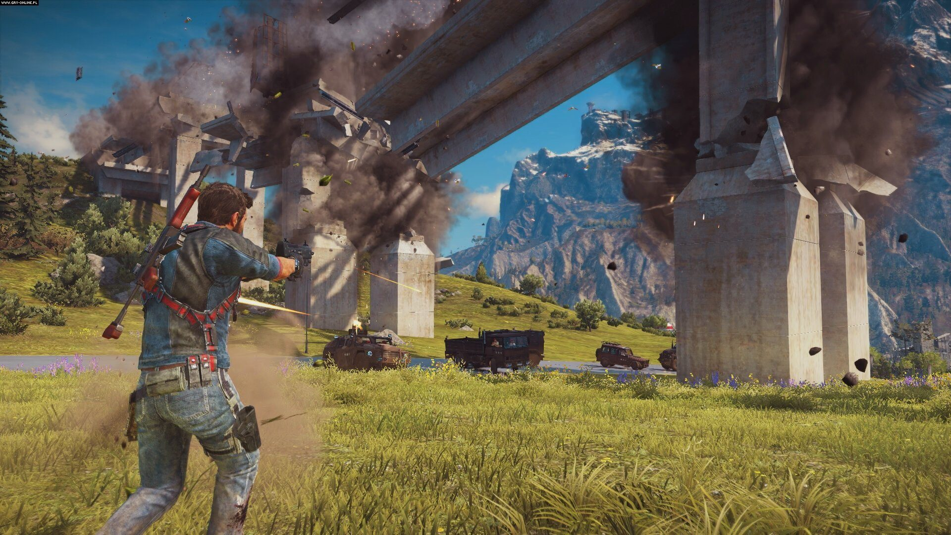 Just Cause 3 image #5