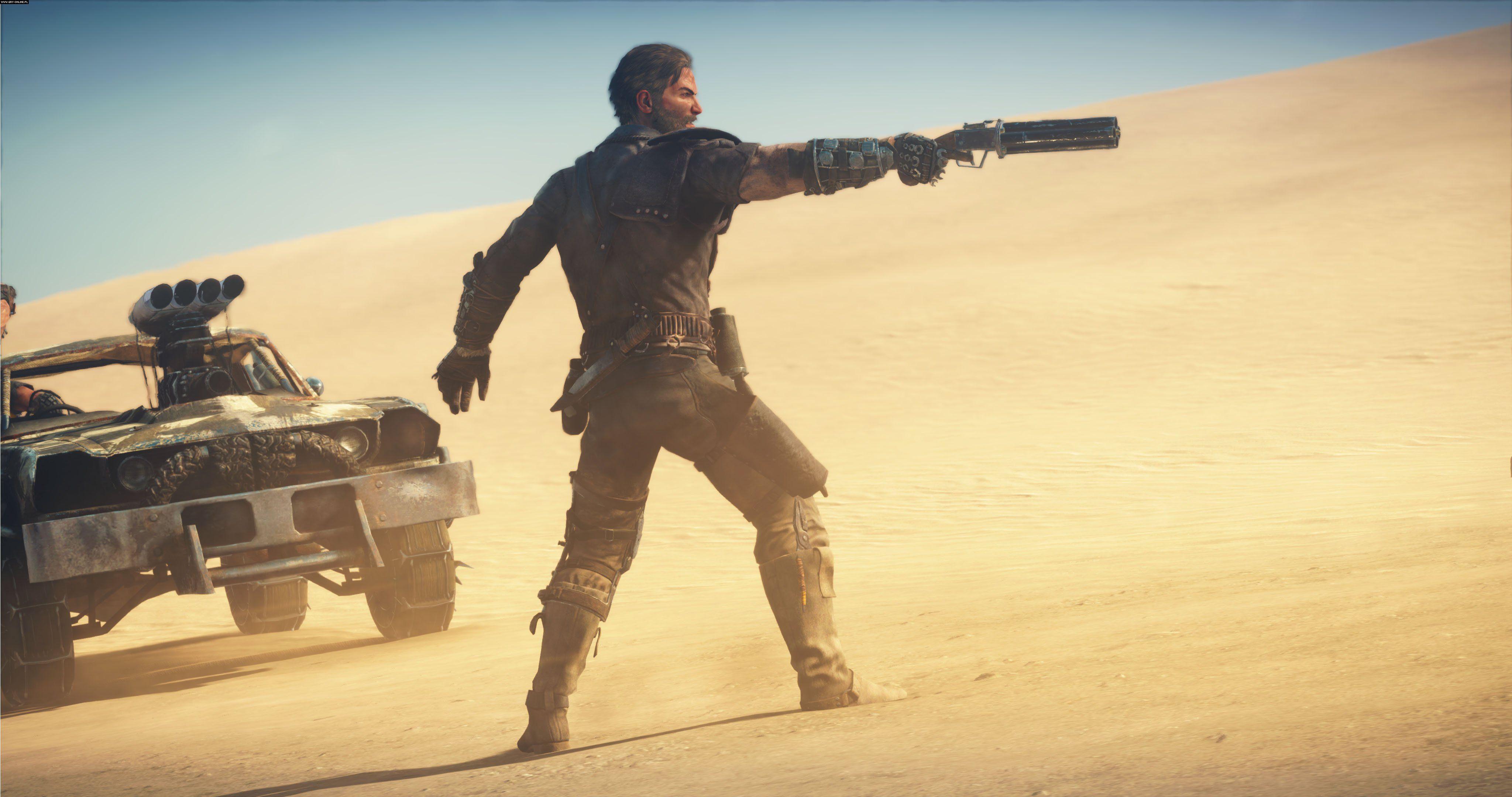 Mad Max image #1