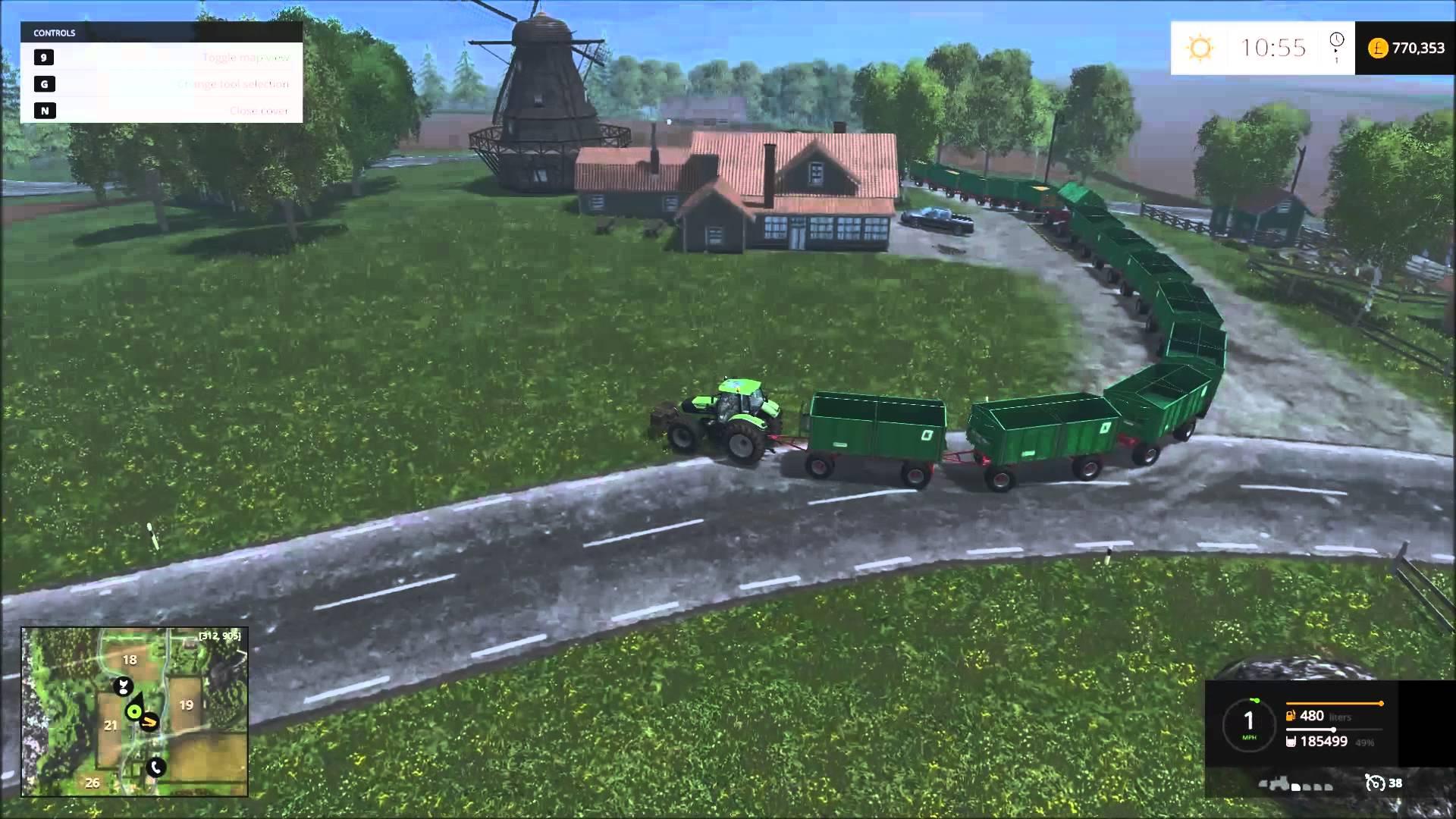 Farming Simulator 15 image #3