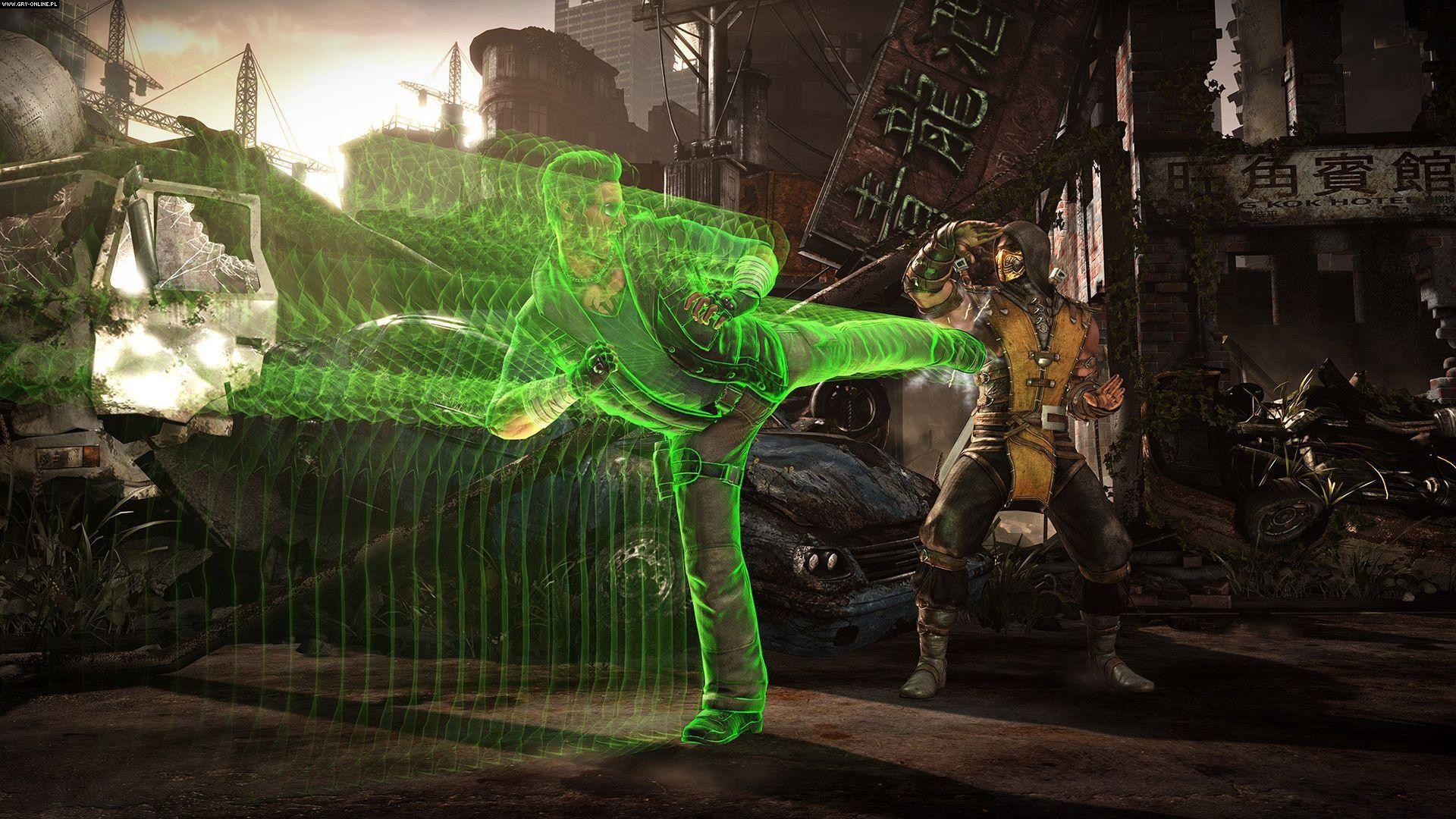 Mortal Kombat X image #6