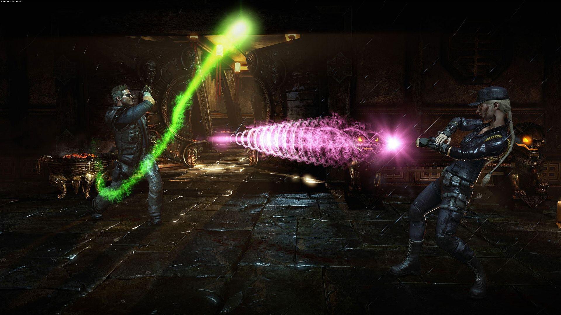 Mortal Kombat X image #4