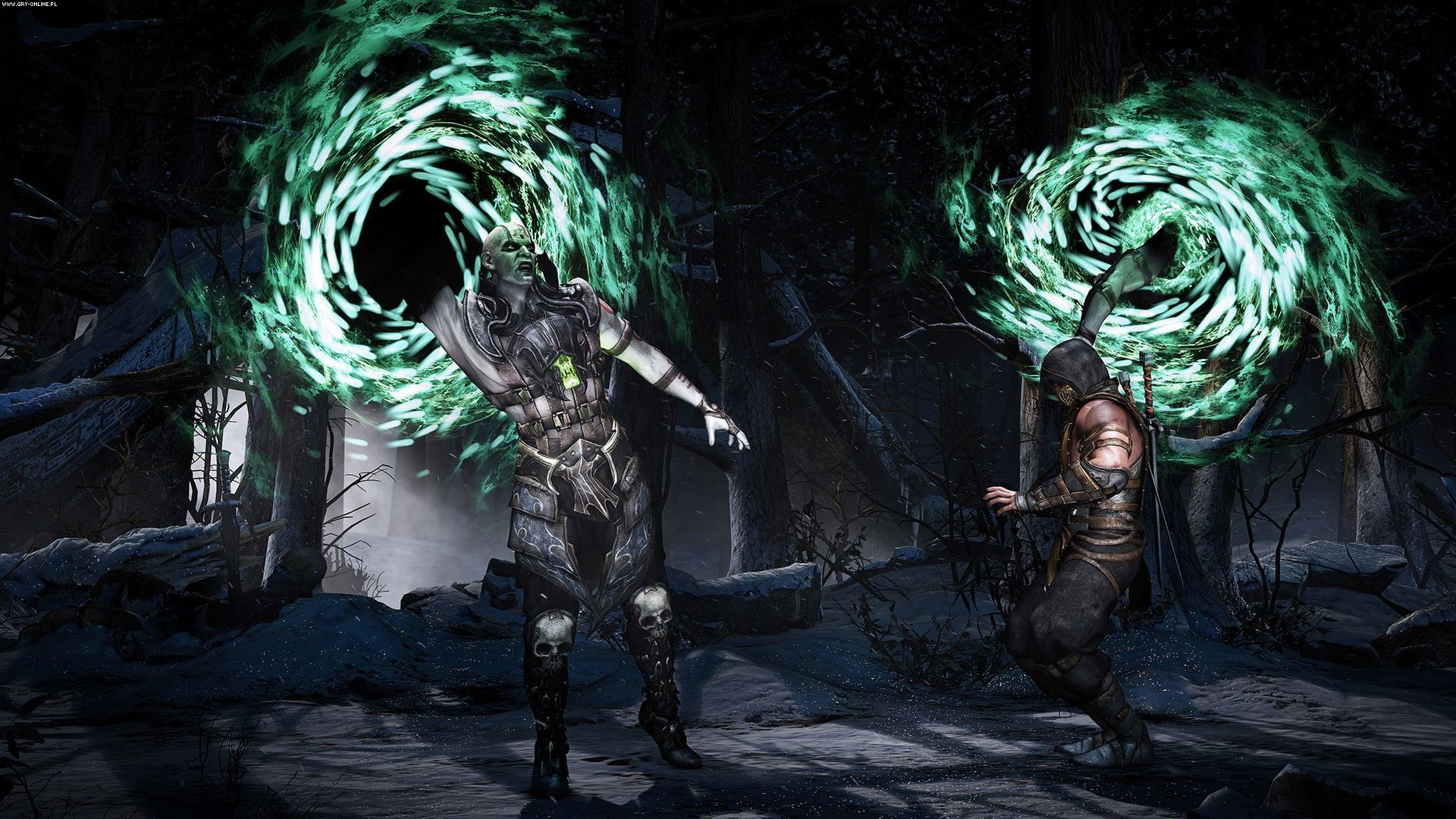 Mortal Kombat X image #2
