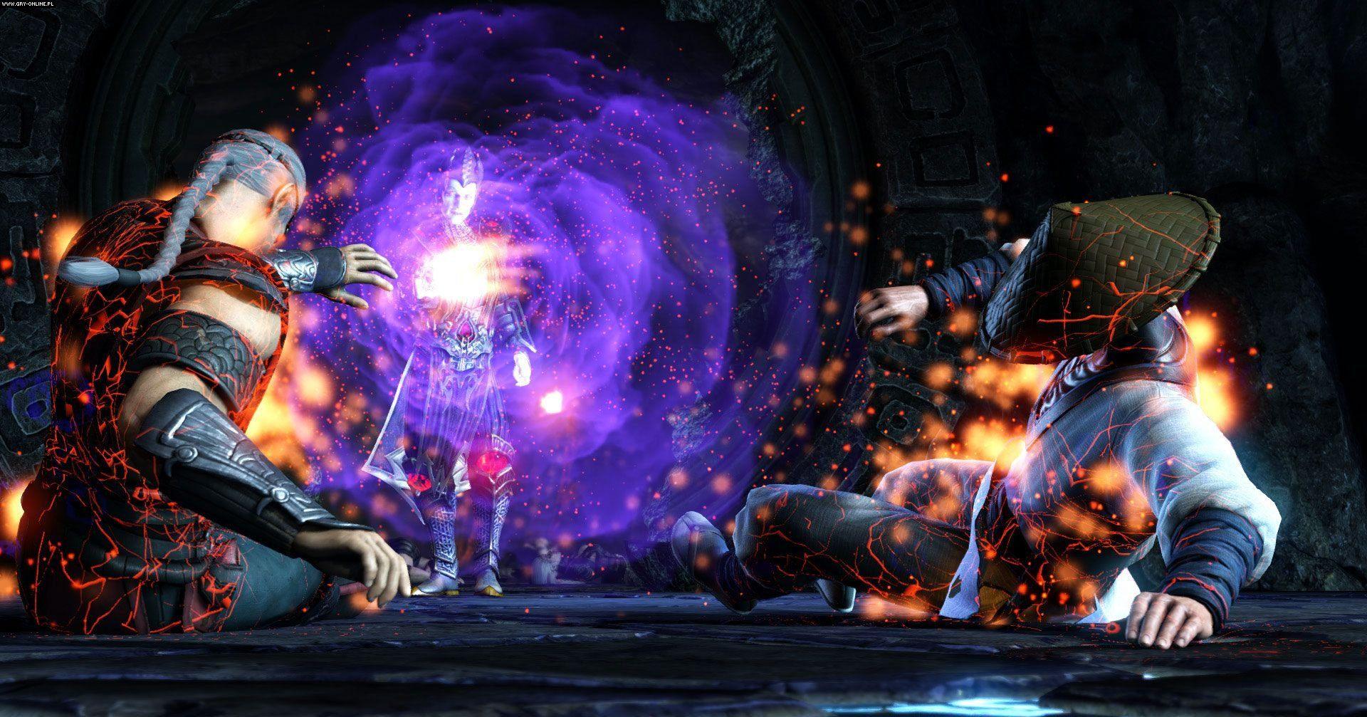 Mortal Kombat X image #1