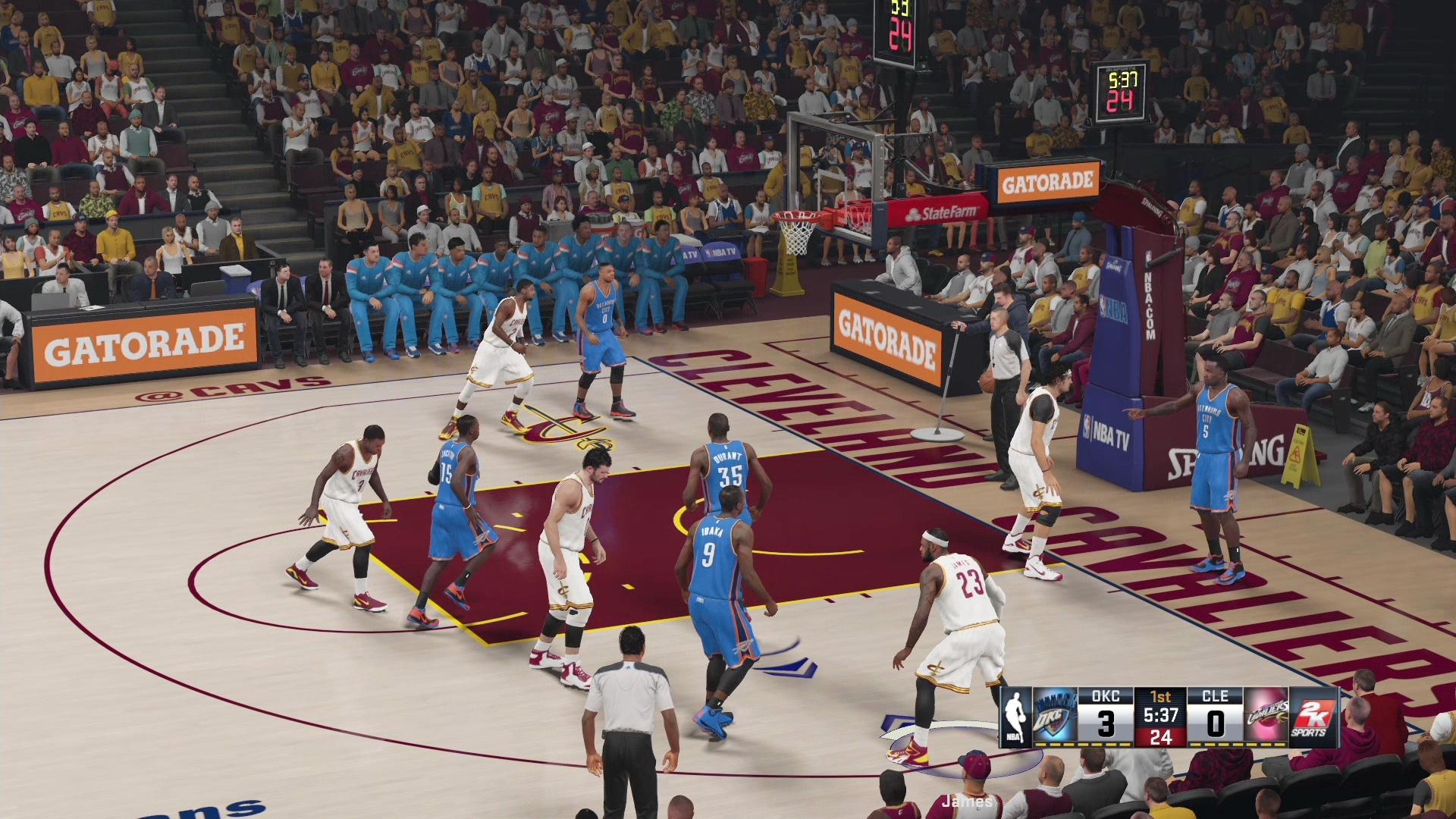 NBA 2K16 image #7