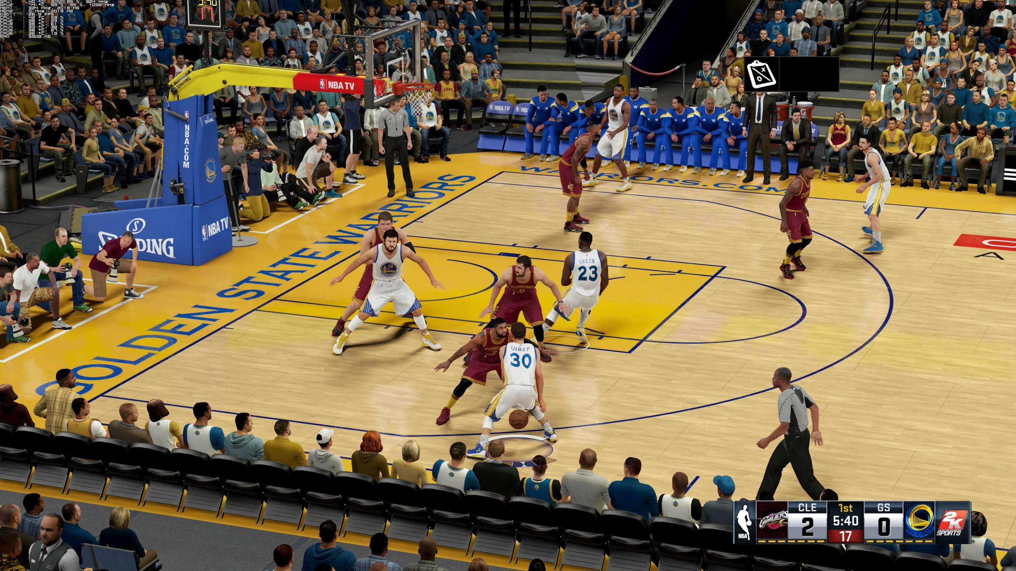 NBA 2K16 image #3