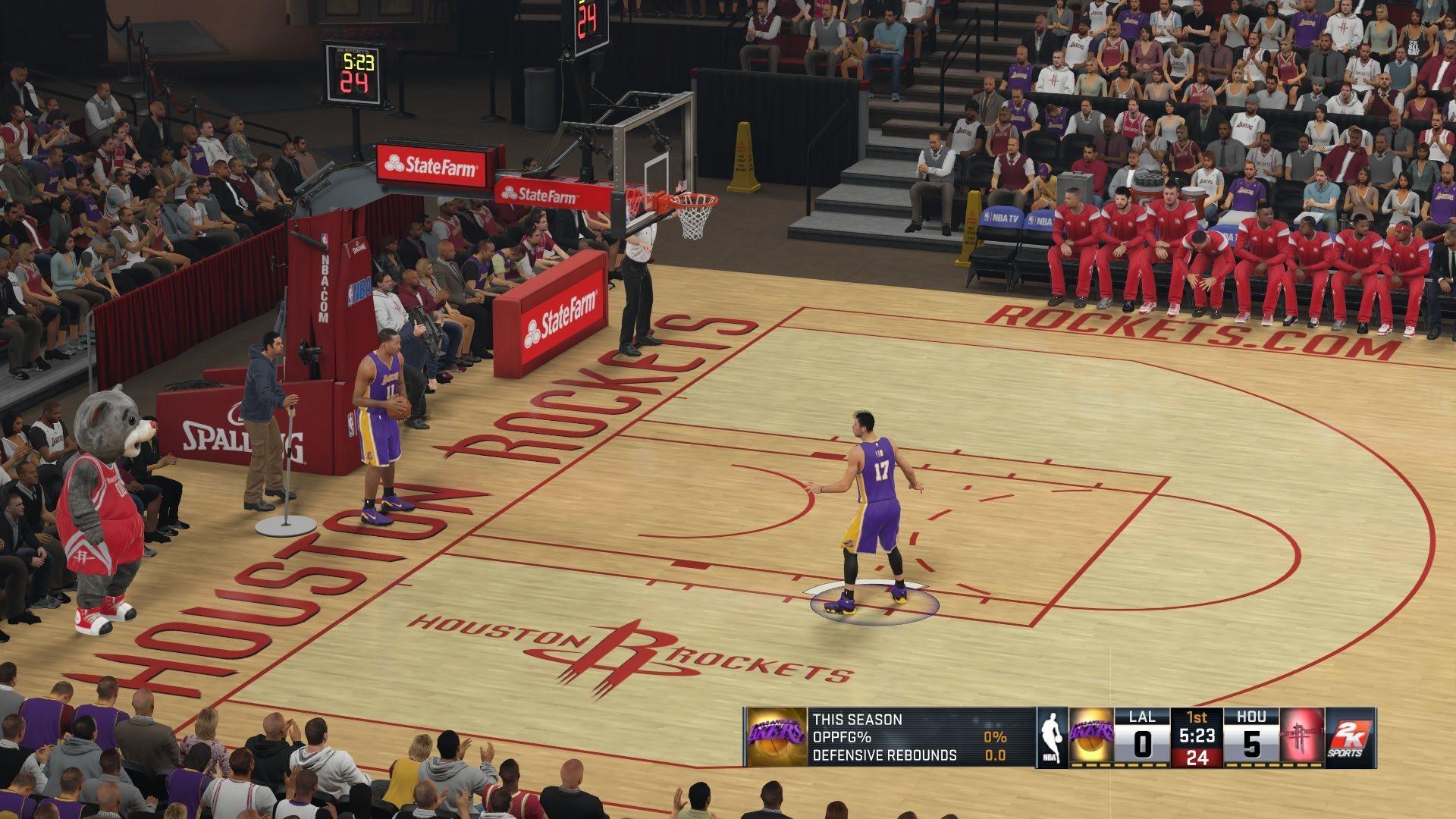 NBA 2K16 image #2