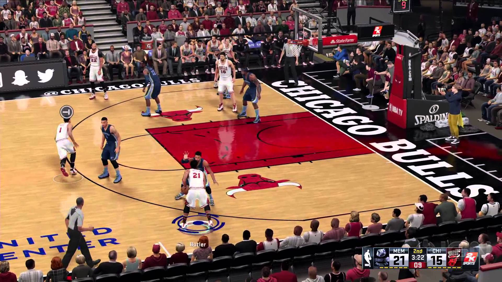 NBA 2K16 image #1
