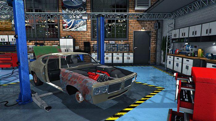 Car Mechanic Simulator 2015 image #2