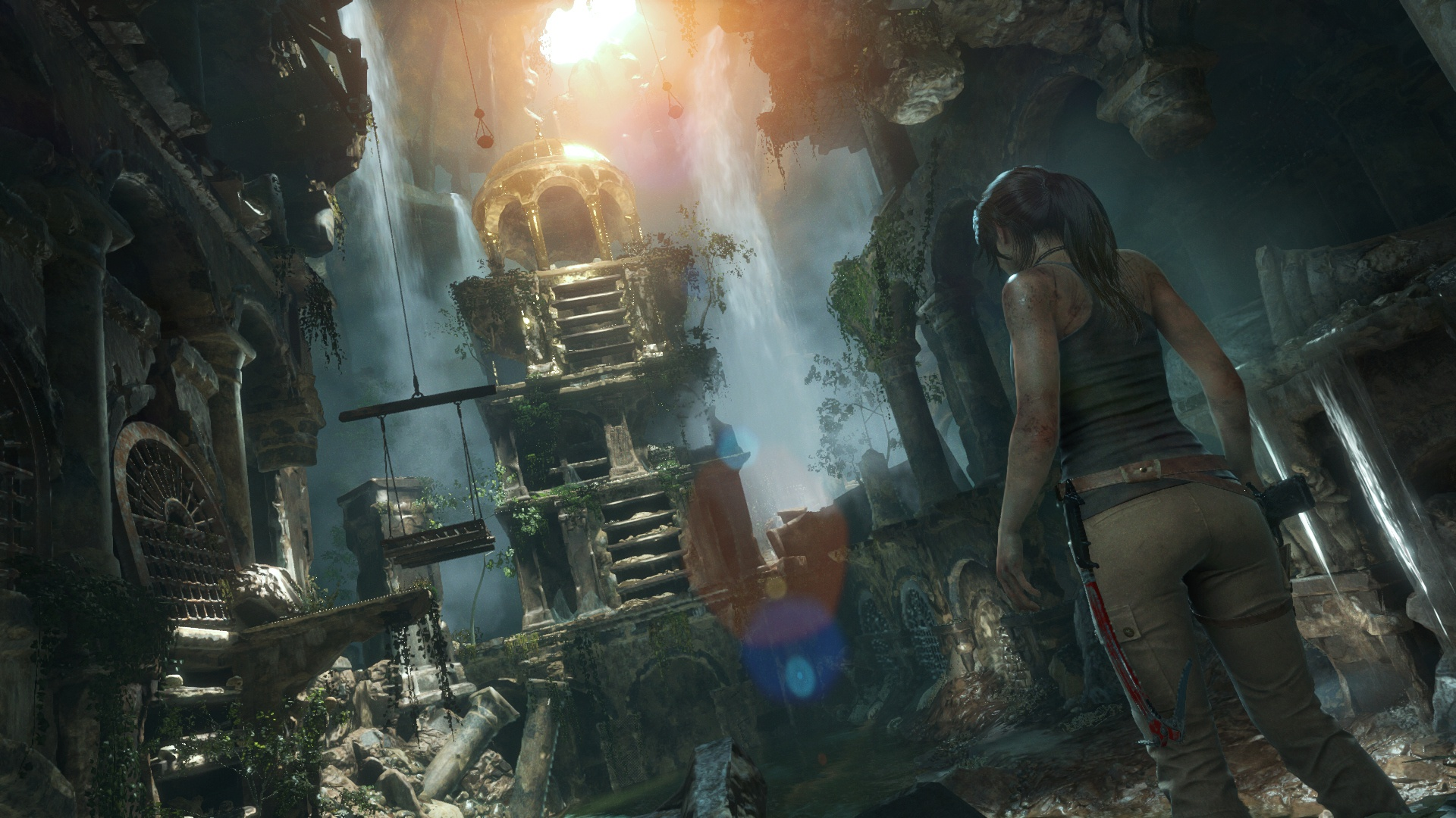 Rise of the Tomb Raider image #2