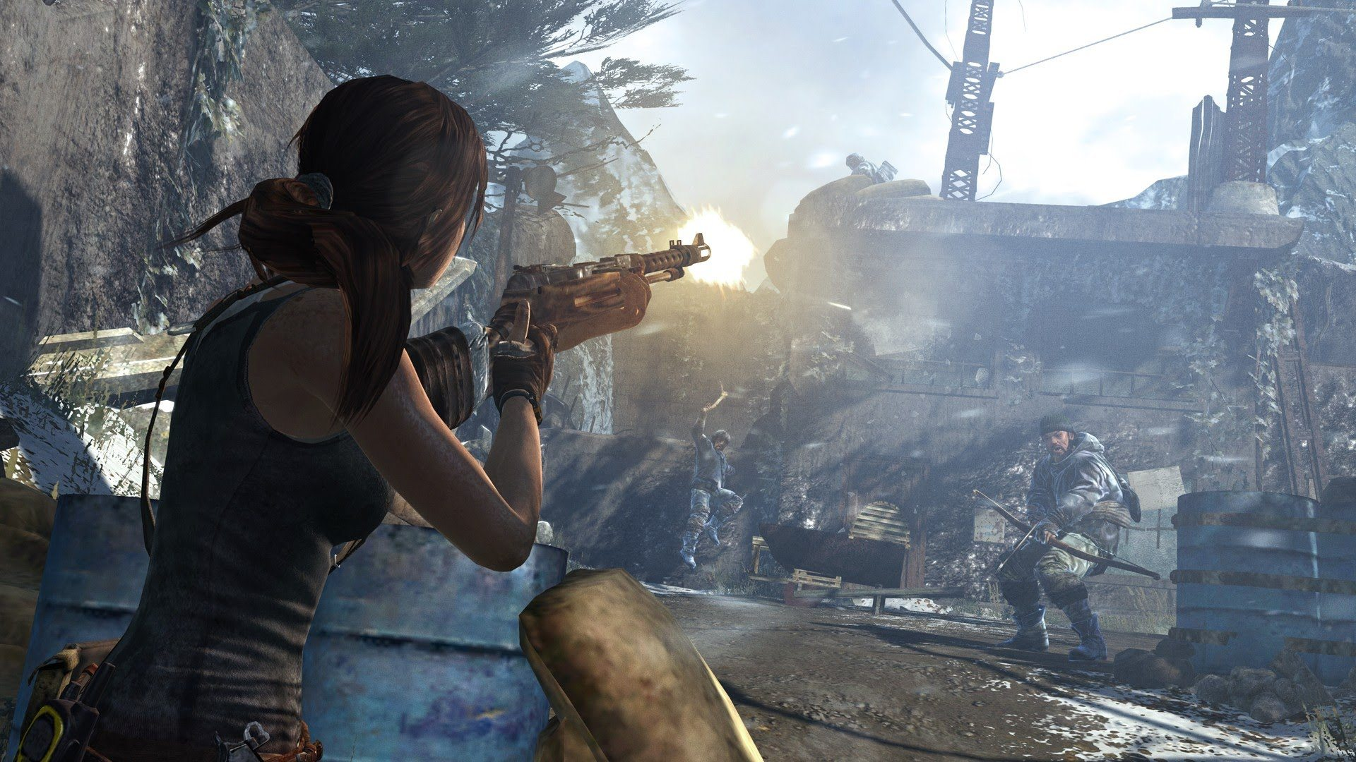 Rise of the Tomb Raider image #1