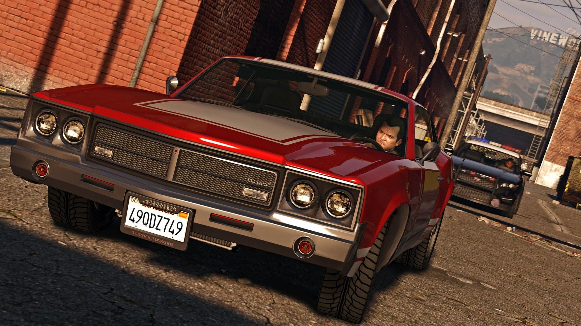 Grand Theft Auto V image #3