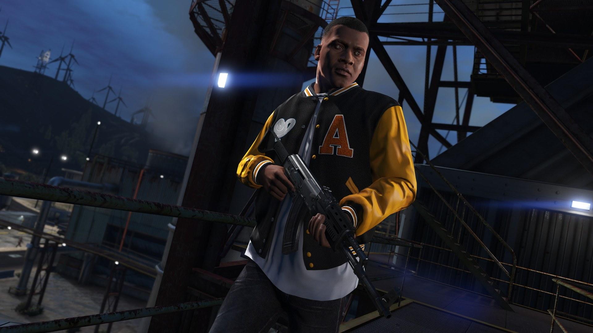 Grand Theft Auto V image #2