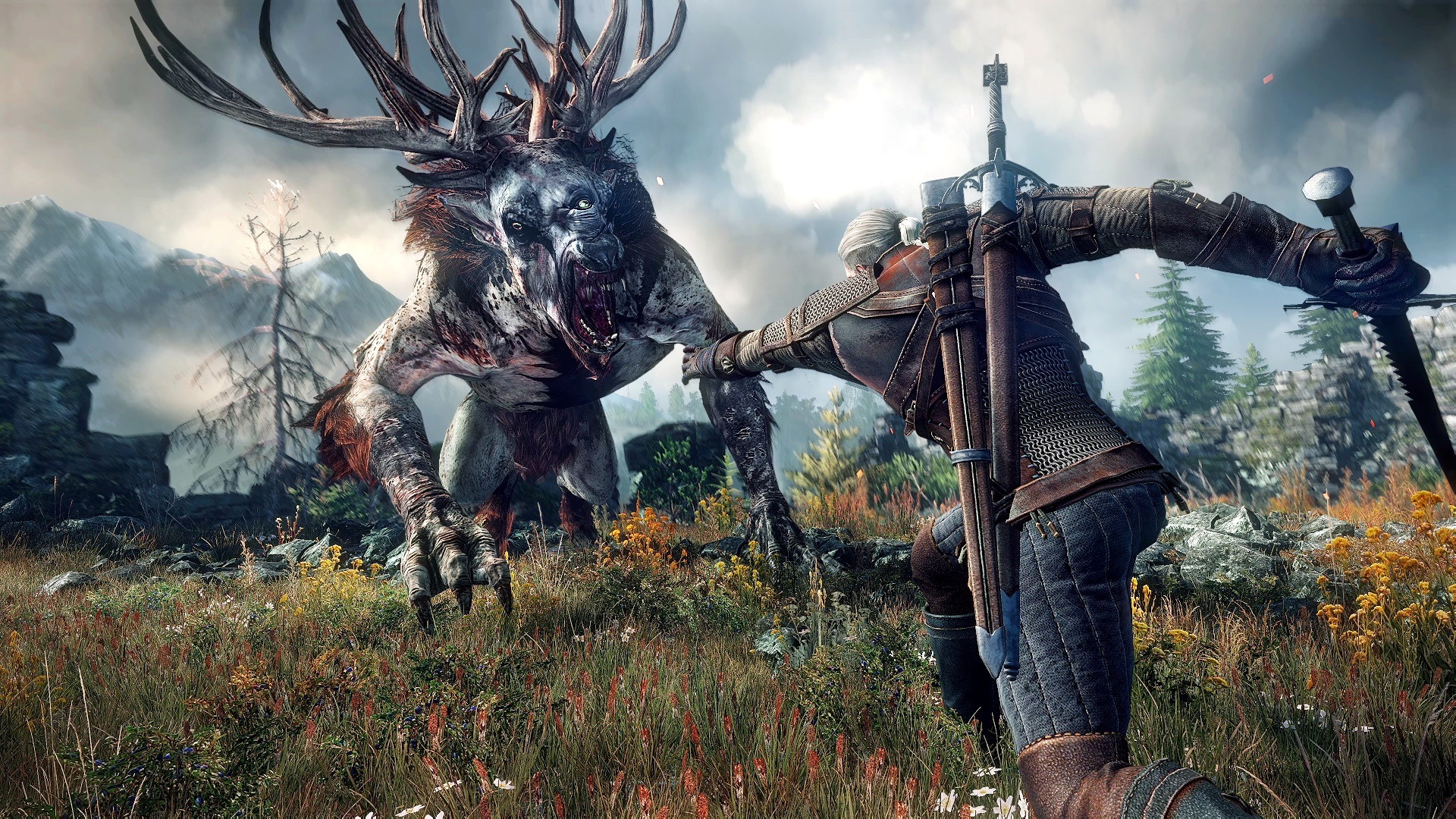 Witcher 3 Wild Hunt image #4
