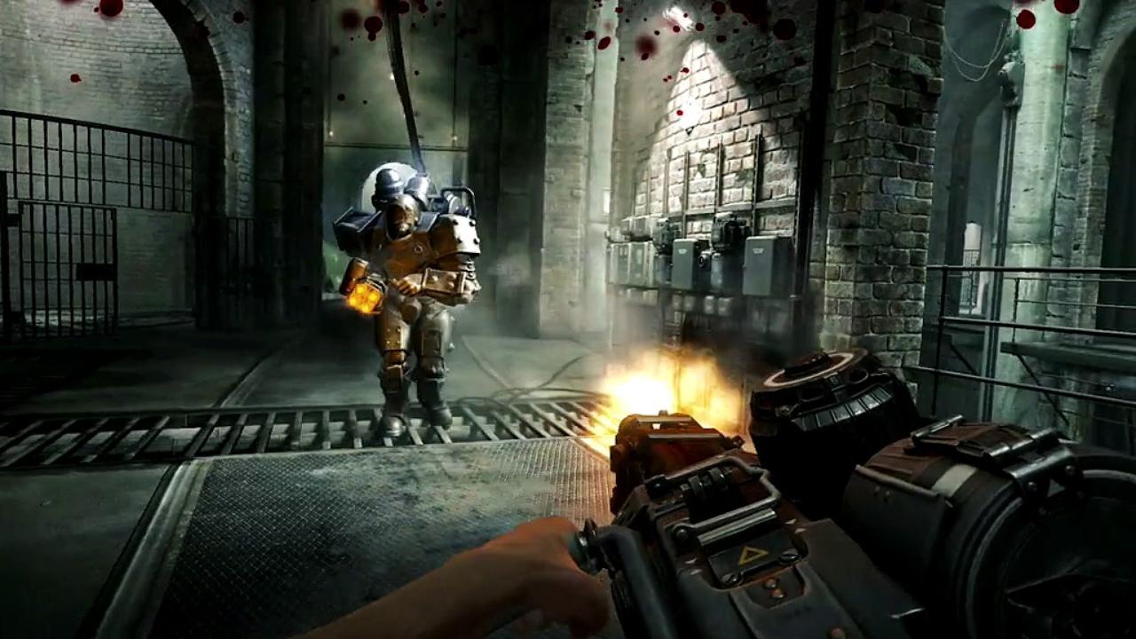 Wolfenstein The Old Blood image #8