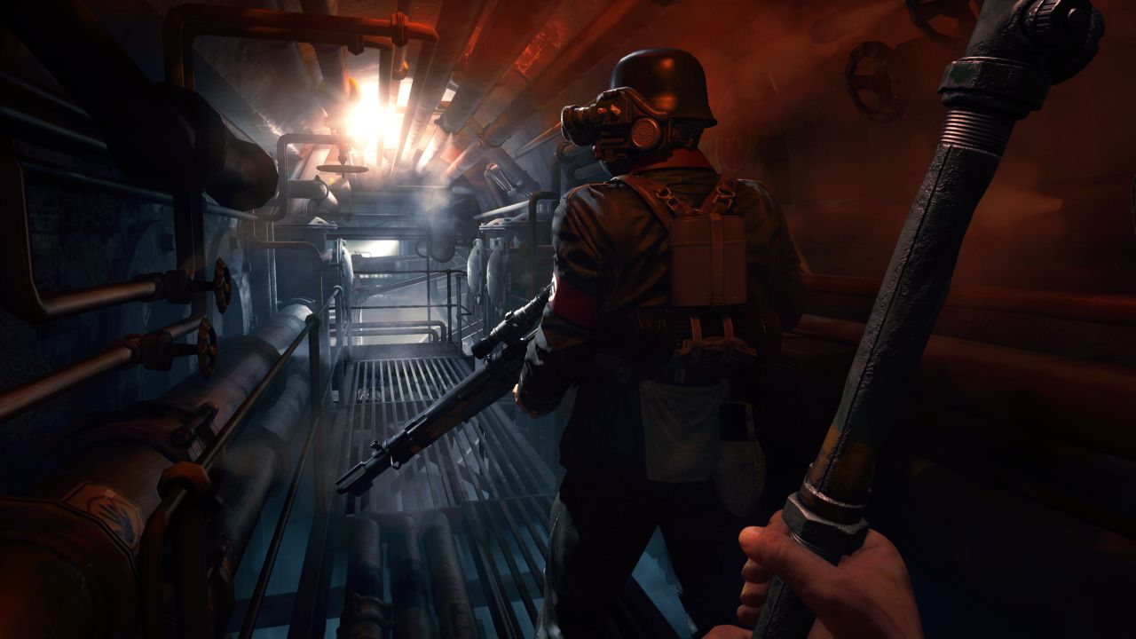Wolfenstein The Old Blood image #7