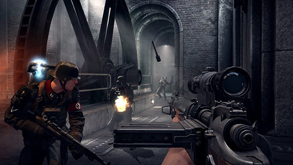 Wolfenstein The Old Blood image #5